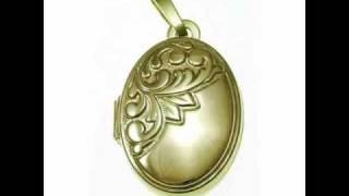 Gold Lockets - Heart Lockets, Oval Lockets & Diamond Lockets