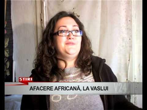 Afacere Africana La Vaslui