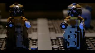 Lego Doctor Who Christmas Special 2018 - New Year's Day Resolution Prequel