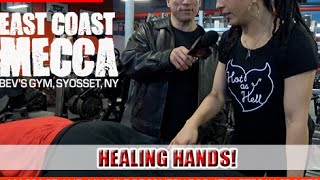 HEALING HANDS - Massage Therapy For Athletes!