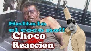 ChocoReaccion Soltalo el Coco No
