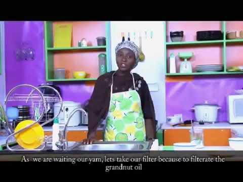 MURHUN WAFILU: Millet Drink Recipe