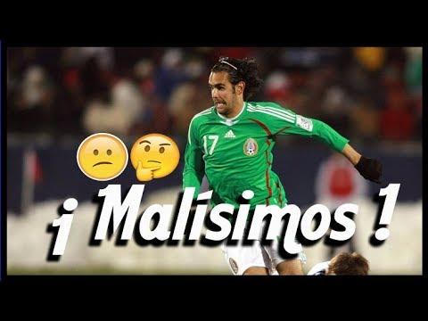 Los 7 Delanteros mexicanos más malos que han jugado en la Liga Mx
