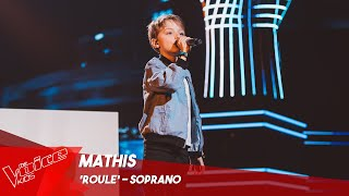 Mathis - 'Roule' | Finale | The Voice Kids Belgique