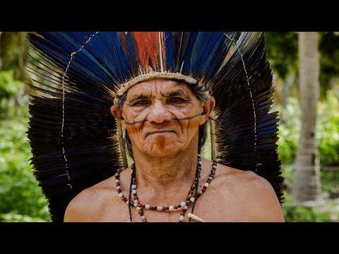 Baia da Traição: Índios mantêm cultura e costumes vivos