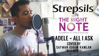 adele all i ask cover by s i r