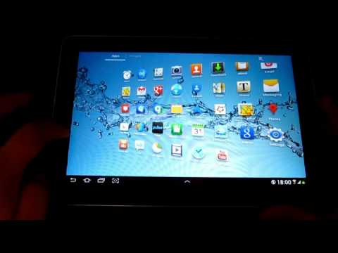 Official ICS 4.0.4 Update On Samsung Galaxy Tab 10.1 3g