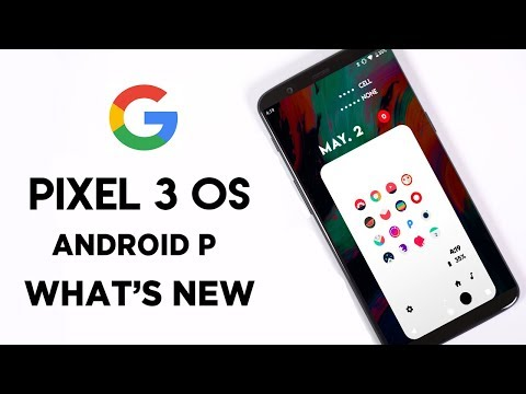 Pixel 3 OS -  Pixel Design Android Pie   For All Phones  