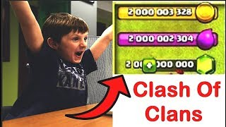 The Truth Explained About Hacking Clash Of Clans Game | Unlimited Gems