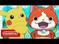 Pokemon 2019 VS Yo kai Watch 4: A Battle for BEST Nintendo Switch Game
