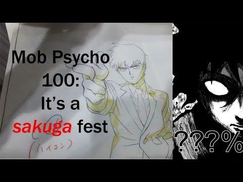 Mob Psycho 100: It's a sakuga fest (sakuga/animation analysis)