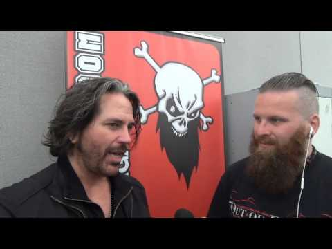 Winger Interview Download Festival 2014