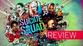 SUICIDE SQUAD | Review | Kritik