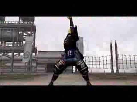 Sengoku Basara 2 - Uesugi Kenshin