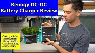 """Renogy DC-DC Battery Charger Review: """"Smart"""" Alternator Charging for Solar Batteries!"""