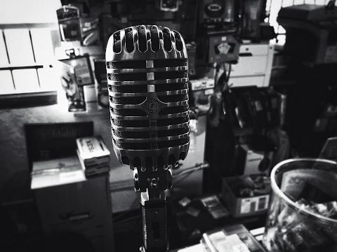 The best mic for youtube shure 55sh series II