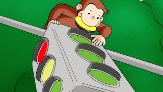 好奇的喬治 🐵Curious George Chinese 🐵好奇猴喬治和交通號誌 🐵第1季 🐵动画片 🐵卡通 🐵动画 🐵Cartoon 🐵Animation
