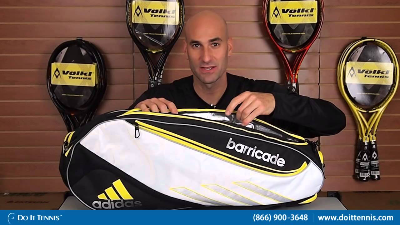 adidas barricade tour racquet review