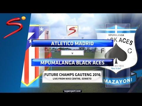 GFC U-17: Atlético de Madrid vs Mpumalanga Black Aces