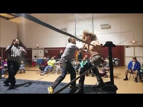 Mid-South Premiere Wrestling Youtube show 12.8.17
