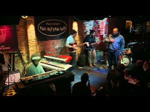 Butcher Brown - Cairo (Live at Winter Jazz Fest 2015)