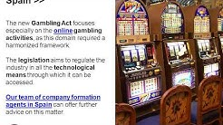 Open a Casino in Spain