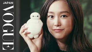 女優、モデルとして幅広く活動している桐谷美玲が、「In The Bag」シリ...
