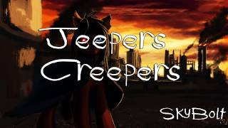 Jeepers Creepers (Red Eye) - (Fallout: Equestria) - SkyBolt