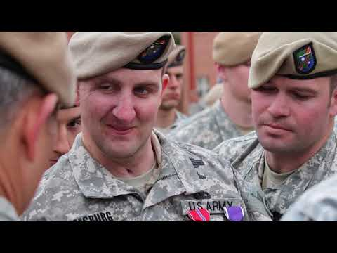 Sergeant First Class Cory Remsburg's Story