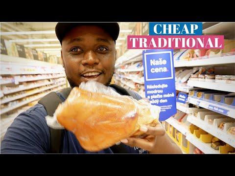 Whats inside a CZECH Supermarket ?