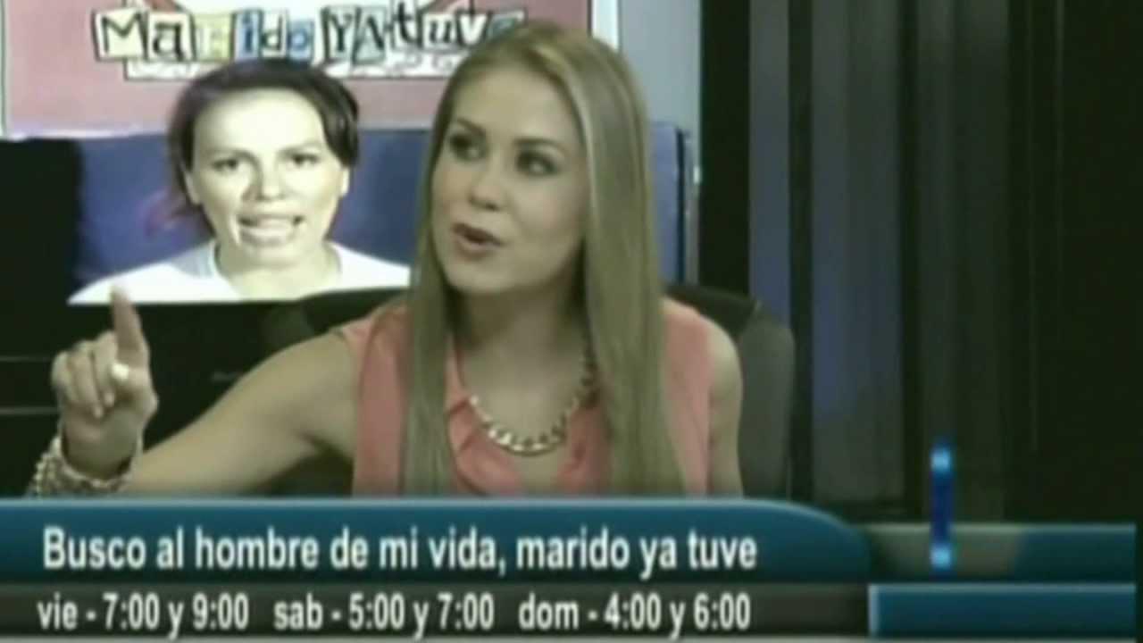 INGRID MARTZ DE BUSCO AL HOMBRE DE MI VIDA, MARIDO YA TUVE CON JAVIER POZA DE FÓRMULA