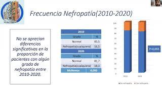 DIACAM 1 2020: 5.- Nefropatía. Dr. Javier González López, Cuenca