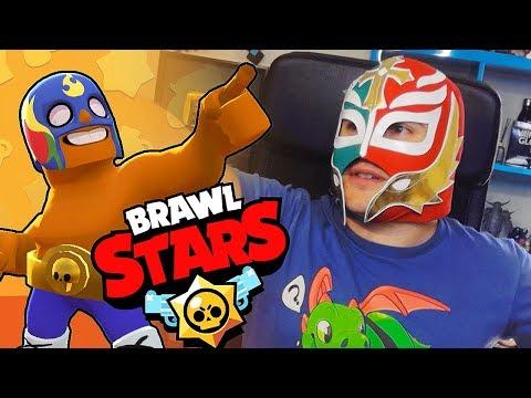 CONSIGO EL STAR POWER DE EL PRIMO ¡¡NIVEL MÁXIMO!! | Brawl Stars