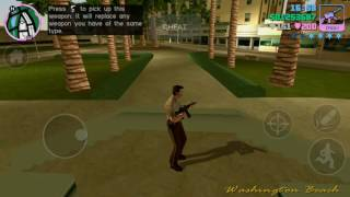 GTA VICE CITY: HOW TO GET 6 STAR WANTED LEVEL # Android Gamer.
