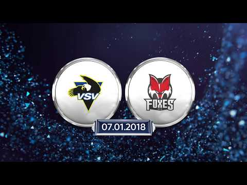 Erste Bank Eishockey Liga 17/18, 38. Runde: EC VSV - HC Bozen 1:5