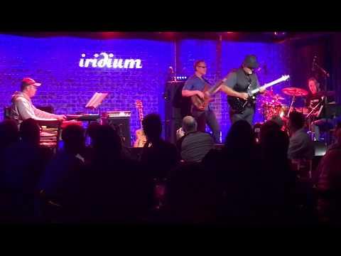 Gambale Shredding in New York City at The Iridium July 7.2018