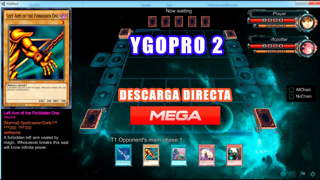 ygopro download windows