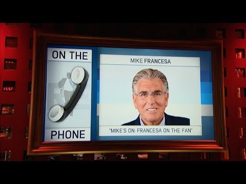 Mike Francesa Discusses His Career Plans, Aaron Judge & More | The Rich Eisen Show | Full Interview