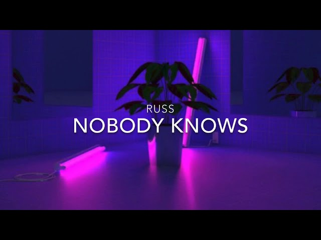Ru S Nobody Knows Aesthetic Lyrics Youtube Nobody knows, nobody knows but me, that i sometimes cry, if i could pretend that i´m asleep, when my tears start to fall, i. bit ly