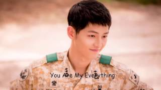 You Are My Everything | Descendants of the Sun - Lyrics