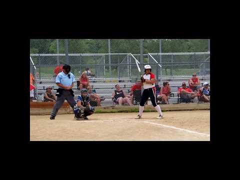 Rockers 16U vs Diamond Wildcats