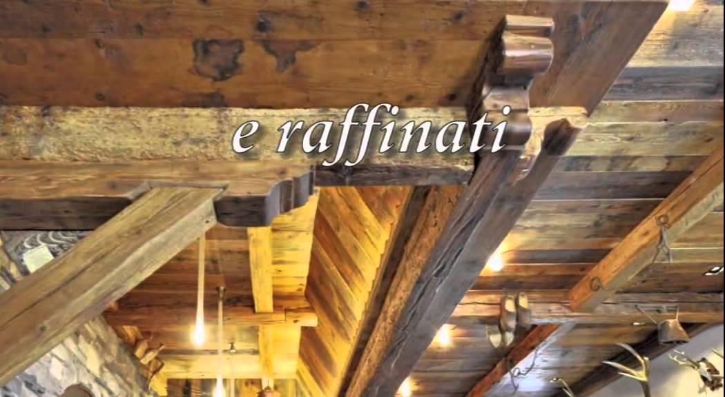Spot Wood Revive legno antico vecchio di recupero parquet ...