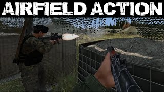 Airfield Action ~ (Dayz Standalone 0.60 Experimental PVP Gameplay)