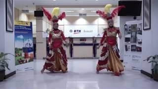 #TariKreasiBTN2018 KCS Malang Tari Gebyar Nusantara #HUTBTN68