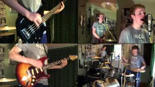 Muse - Hysteria (Band Cover)