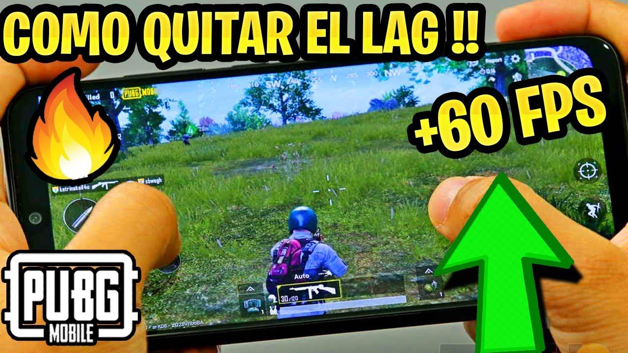 COMO QUITAR EL LAG y AUMENTAR FPS en PUBG MOBILE!! - GAMA BAJA y MEDIA con 1gb o 2gb RAM
