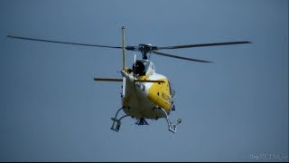 R/C Eurocopter AS-350B-3 Ecureuil Helipool Air Glacier giant Scale Helicopter 2014 Switzerland