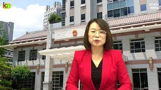 주한중국 대사관, 영사서류 우편 서비스 실시