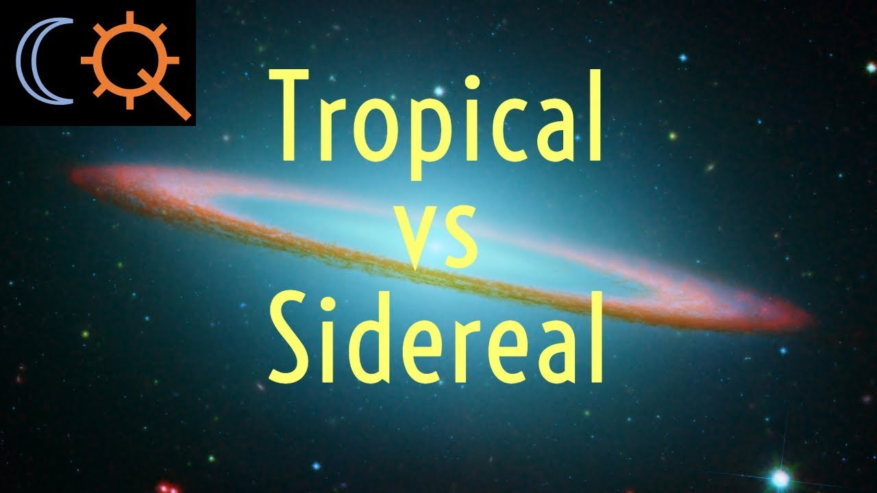 Download Tropical vs Sidereal Zodiac