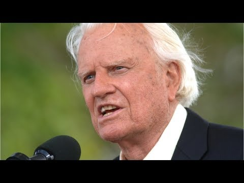 Evangelist Billy Graham Dies At 99